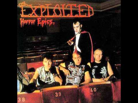 Exploited - Down Below