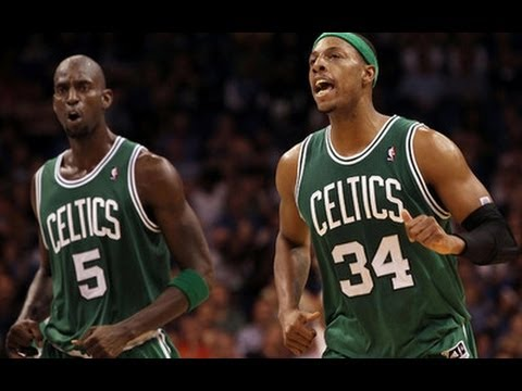 Boston Celtics Trade Kevin Garnett, Paul Pierce, and Jason Terry to Brooklyn Nets in Mega Deal!!