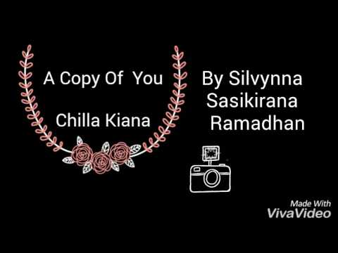 download lagu Lirik lagu 'A COPY OF YOU' - Chilla Kiana gratis