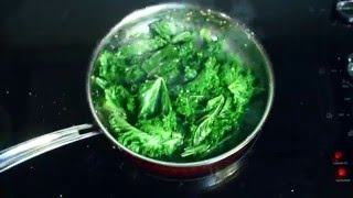 How To Cook Kale (easy)
