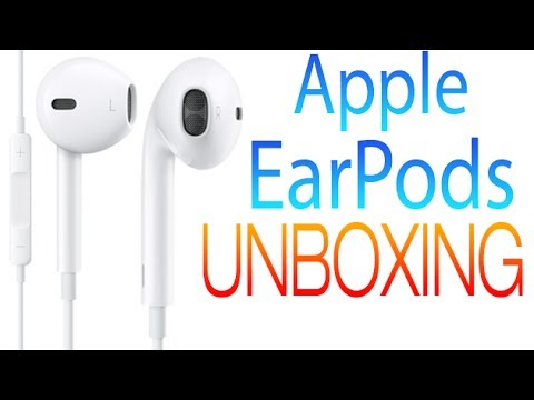 Unboxing & Review Apple EarPods