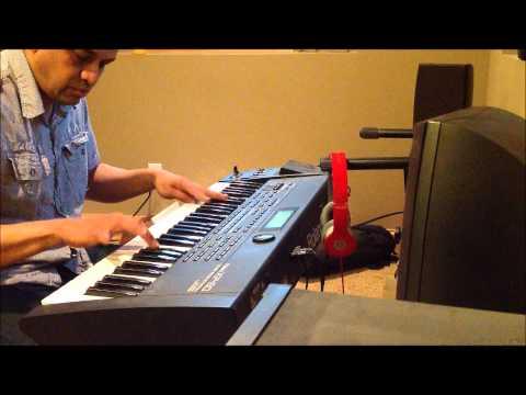 Kehna Hi Kya keyboard cover Bombay ar rahman piano chitra indian...