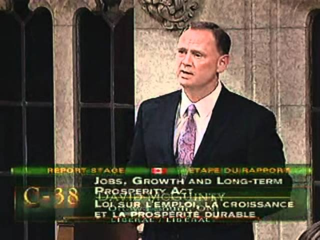 2012-06-12 - David McGuinty in debate on the budget bill (C-38)