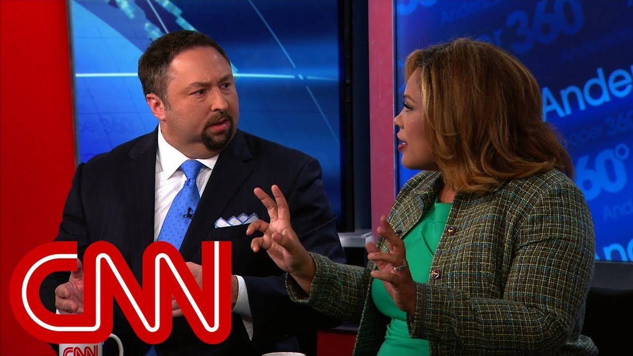 Panelist on Trump tweets: Why doesn't he just shut up?