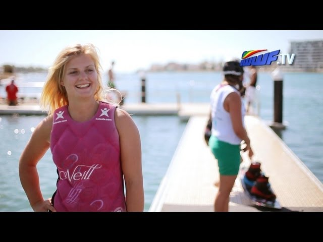 Womens Wakeboard World Cup Final - Australia 2013