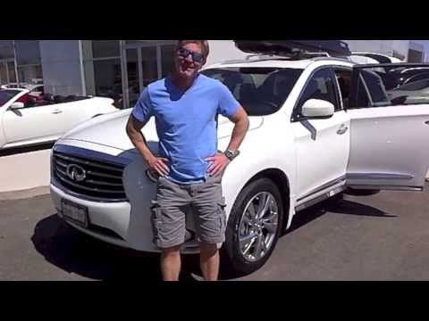 Woodchester Infiniti: This Is My Infiniti JX35 for the Liskie Family