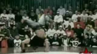 extreme break dancing