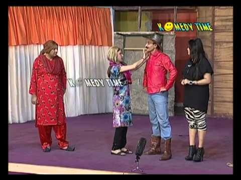 Chamkili New Pakistani Punjabi Full Stage Drama 2014