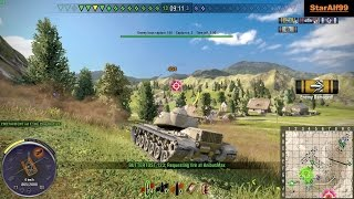 Wot Xbox One/PS4 T110E4 is back in my garage & 5.8 Dmg !!!
