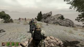 "Arma2 : Operation Arrowhead "" Coltan Blues"" HD"