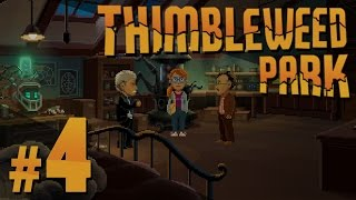 Thimbleweed Park - MMucasFlem - PART #4