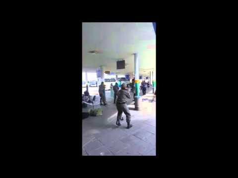 Female Terrorist Shot By Israeli Forces In Afula Central Bus Terminal