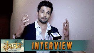 Tum Bin Actor Raqesh Bapat in Vrundavan Marathi Movie | Interview | Ashok Saraf, Pooja Sawant