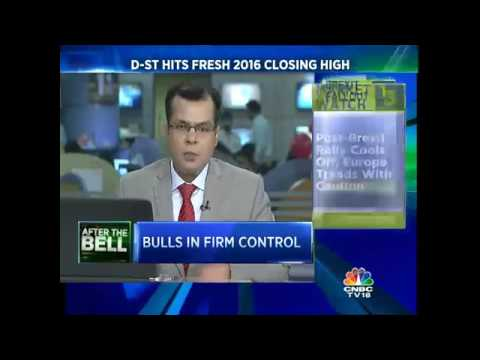 MARKET WRAP: Nifty Closes Above 8,300 Pts In Trade, Sensex Ends At 27,278 Pts – July 4, 2016