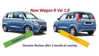 Wagon R- Most Detail Review (1.0- VXi)