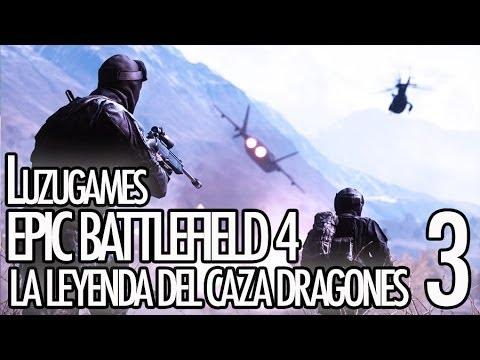 EPIC BATTLEFIELD 4 - La leyenda del Caza Dragones 3 - [Luzugames]