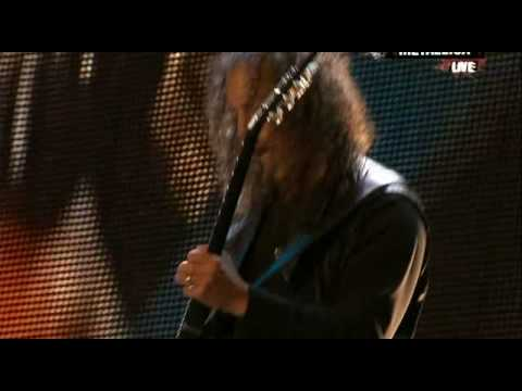Metallica - Seek & Destroy ( Rock Am Ring 2008 )