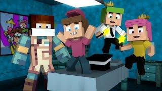 Minecraft: PADRINHOS MÁGICOS CIRURGIA - (  Minecraft Cirurgia  )