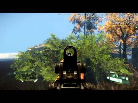 CryEngine 3 уровень