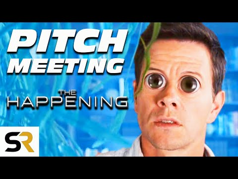 The Happening Pitch Meeting