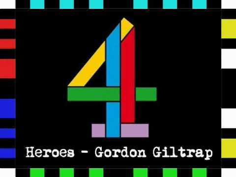 Channel 4 Test Card Classic - Heroes