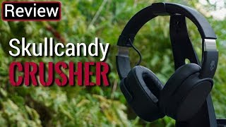 Skullcandy Crusher Wireless HeadPhones Review - They Tickle Your Ears!