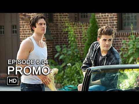 The Vampire Diaries 6x04 Promo - Black Hole Sun video