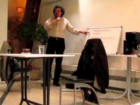 Cafe Sci Almaty: Can Central Asia Theorize IR? Rustam Burnashev. part 2