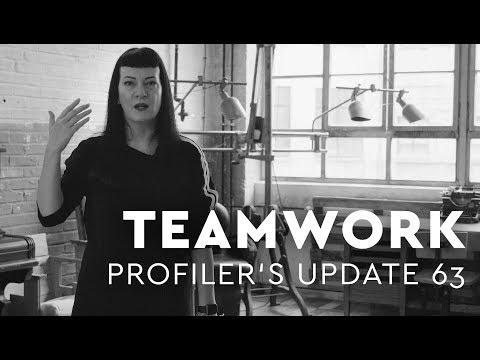 Teamwork makes the dream work - Profiler's Update 63