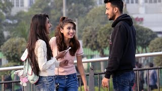 Asking 50 Indian Girls To Be My Girlfriend
