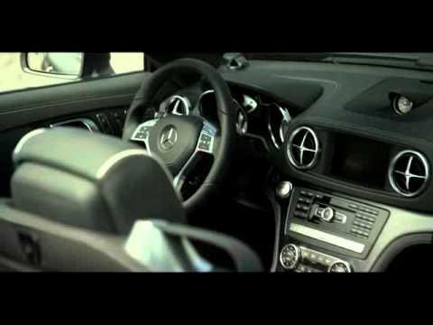 Mercedes-Benz SL Class 2012 - промо