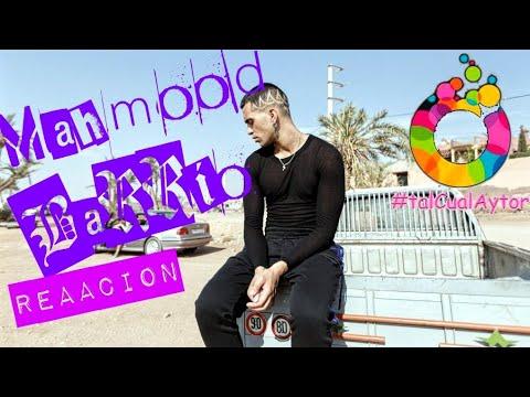 MAHMOOD, Barrio - Reaccion REAZIONE - Italia Eurovision 2019