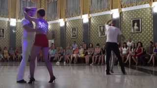 Black Sea Bachata Cup 2015 - Intermediate Финал