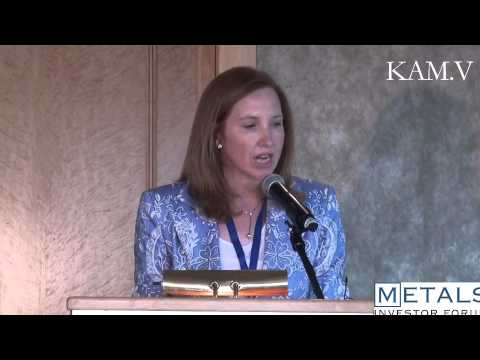 Metals Investor Forum: Kaminak Gold
