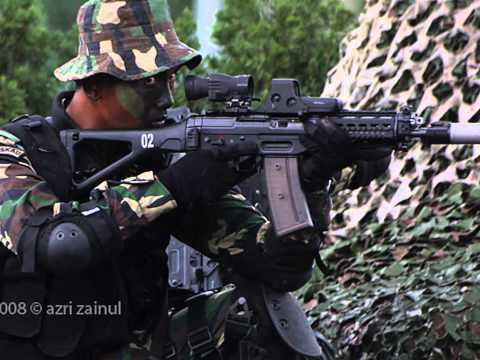 Malaysian Special Force