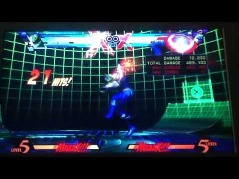 Umvc3 Skrull Slow Tech