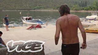 Searching for Montenegro's Illegal Blast Fishermen