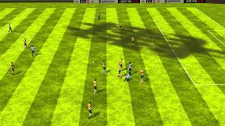 video mg.eamobile.com/?chId=212&p=48727&mc=UC-CH-LB&u1=yt_FIFA13_replays JOIN THE CLUB! EA SPORTS presents FIFA 13 for the iPhone, iPad and iPod touch that connects fans to the real ...