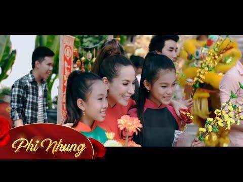 Mùa Xuân Hạnh Phúc - Phi Nhung - Thu Hiền - Thiên Ngân [official] video