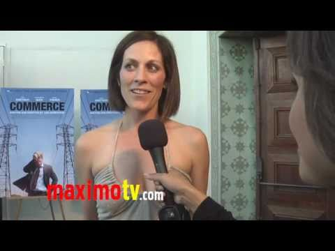 Annabeth Gish Interview at