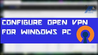 Configure OpenVPN for Free Internet in Windows