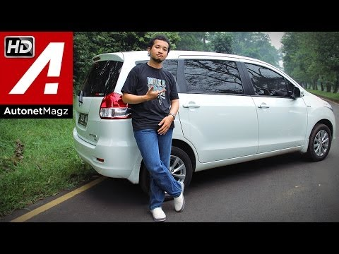 Review Suzuki Ertiga by AutonetMagz - Part 1