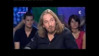 Eric Elmosnino & Yann Samuell - On n'est pas couché 10 septembre 2011 #ONPC