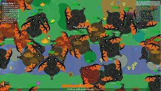 Mope.io (Beta) Clash of Dragons - All New Creatures