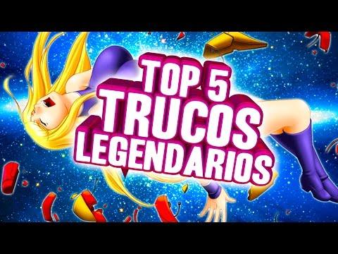 Top 5 - Trucos Legendarios