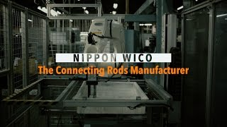 Nippon Wico Aluminum Die-Casting Connecting Rods
