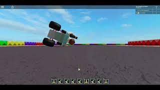 HE'S COMING FOR MAH BOOTY!? - Roblox Super Mario Kart: Mario Circuit 3