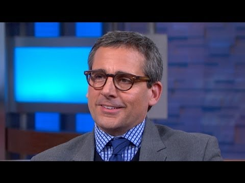 Steve Carell Interview on 'GMA' 'Incredible Burt Wonderstone' Discusses Reuniting with Jim Carrey