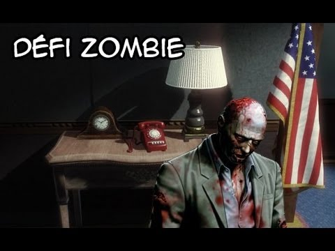 Un Zombie en live peu ordinaire ! | Un dfi pour la KoD