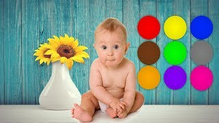 learn colors for kids - nursery rhymes | colors for kids to learn